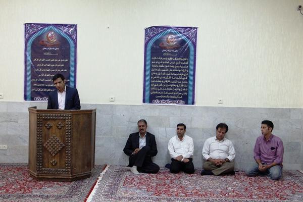 برگزاری جلسه شهردار با پرسنل فضای سبز شهرداری زارچ